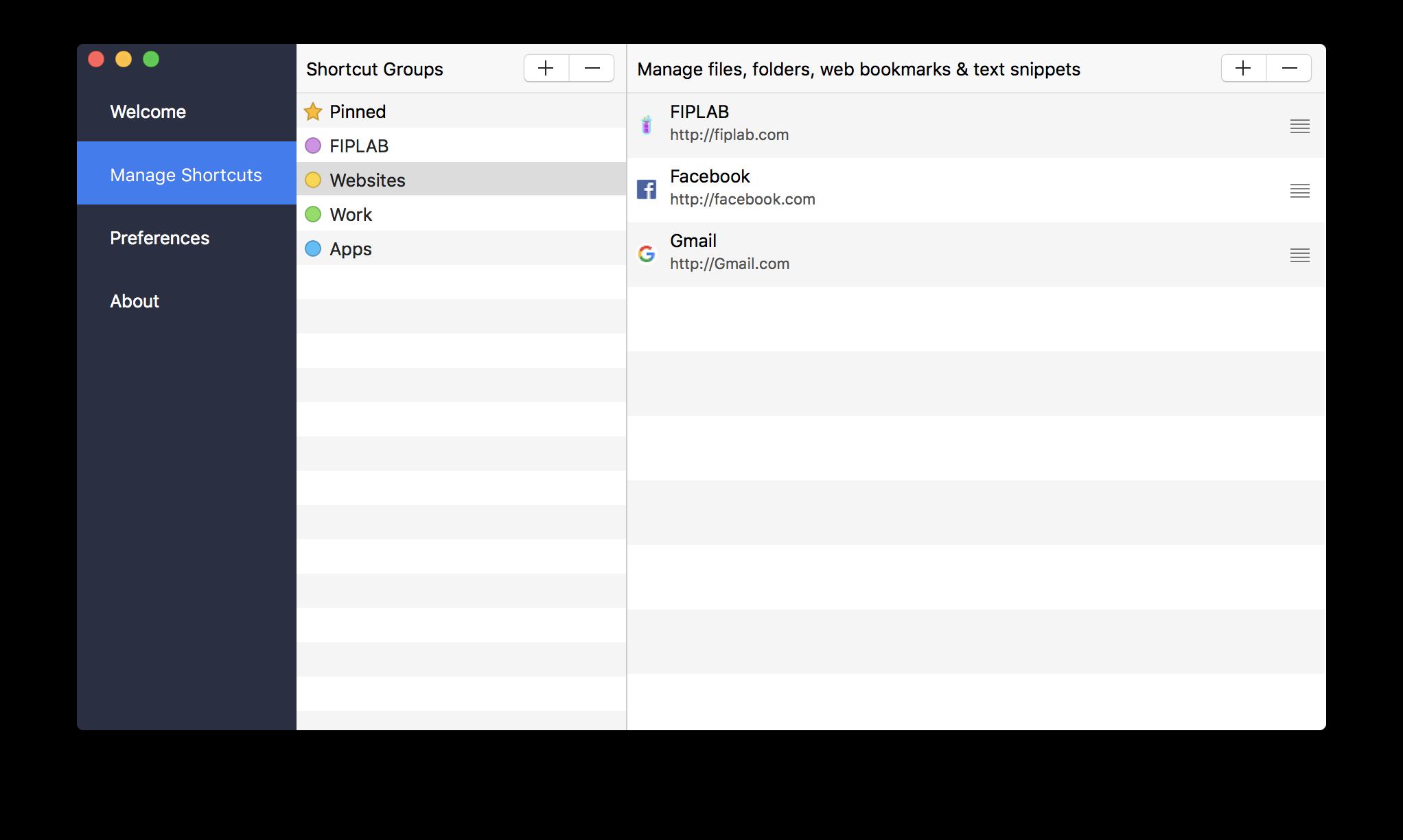 Shortcut Bar Mac 破解版 文件夹菜单栏快速访问-麦氪派(WaitsUn.com | 爱情守望者)